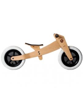 Bicicleta Evolutiva de Madera 2en1 Wishbone - Natural
