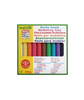 Plastelina Ecológica - Pack 10 Colores