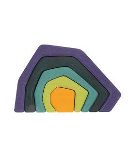 Tierra Figura Waldorf de 5 piezas - Grimm's