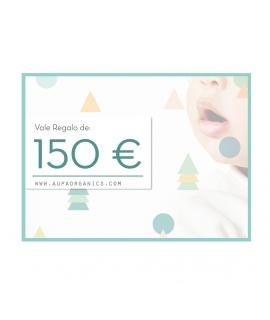 Vale Regalo 150 €