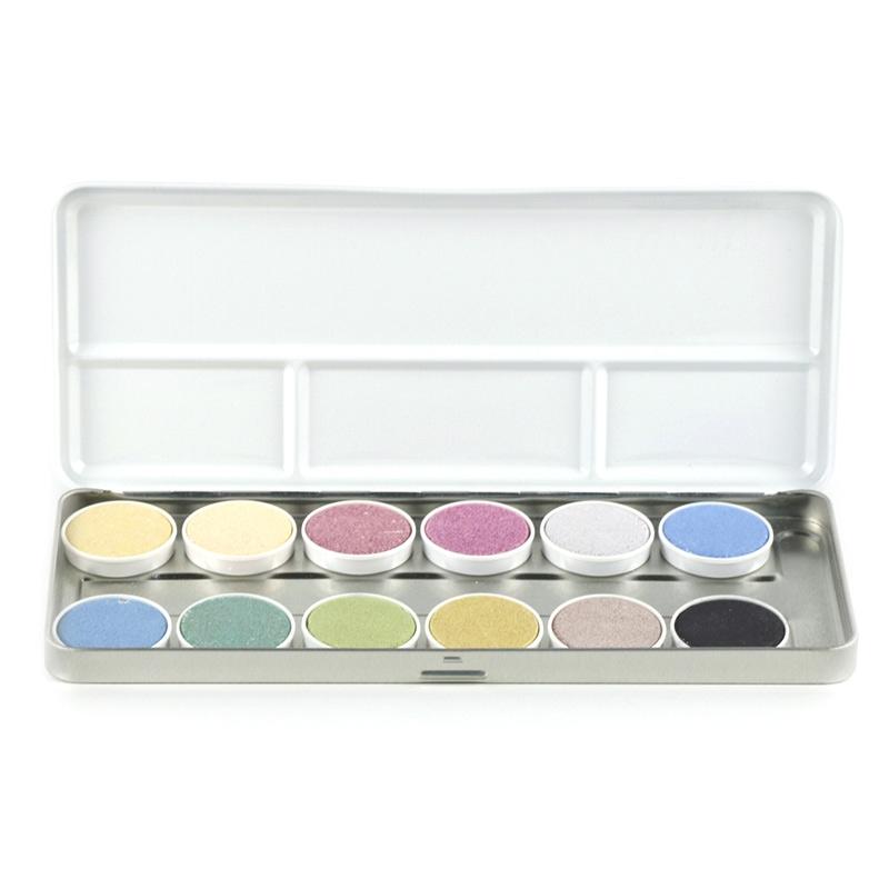 Acuarelas Ecológicas - Pack 12 Colores