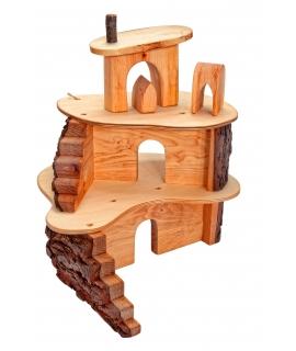 Casa del Árbol Pequeña
