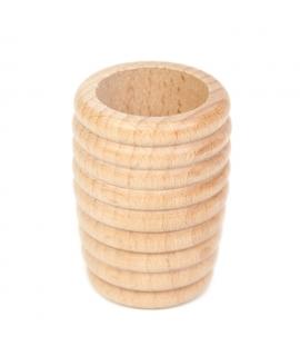 Cubilete Nido de Abeja 6 cm