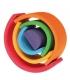 Arco Iris Waldorf de 6 piezas