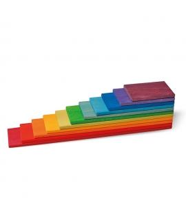 Tablas de Construcción - Arco Iris
