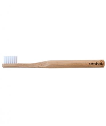 Cepillo de Dientes de Bambú Niños - Natural
