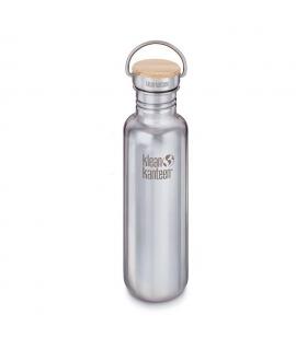 Botella Inox 800 ml Klean Kanteen - Bamboo Cap
