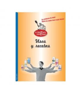Libro de Usos y Recetas de la Droguería Ecológica