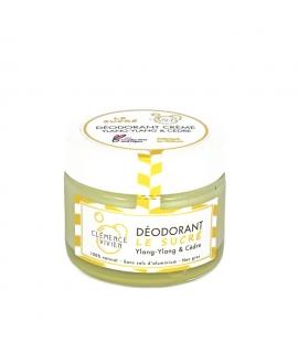 Desodorante en Crema de Cedro y Ylang 50gr