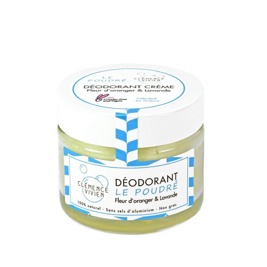 Desodorante en Crema de Flor de Naranjo 50gr