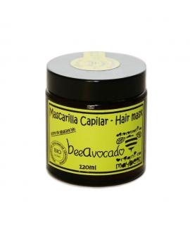 Mascarilla Capilar con Aceite de Aguacate 240 gr