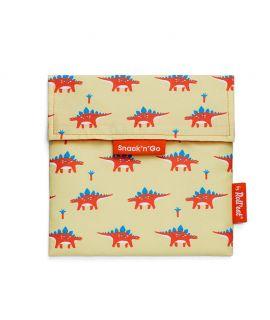 Porta Snacks Snack&Go - Dinosaurios