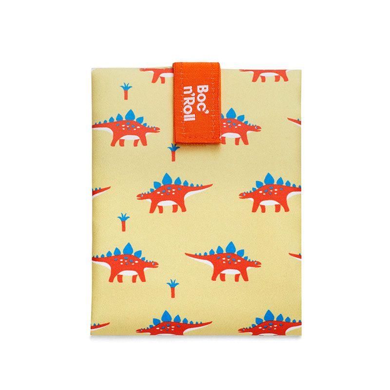 Porta Bocadillos Boc&Roll - Dinosaurios