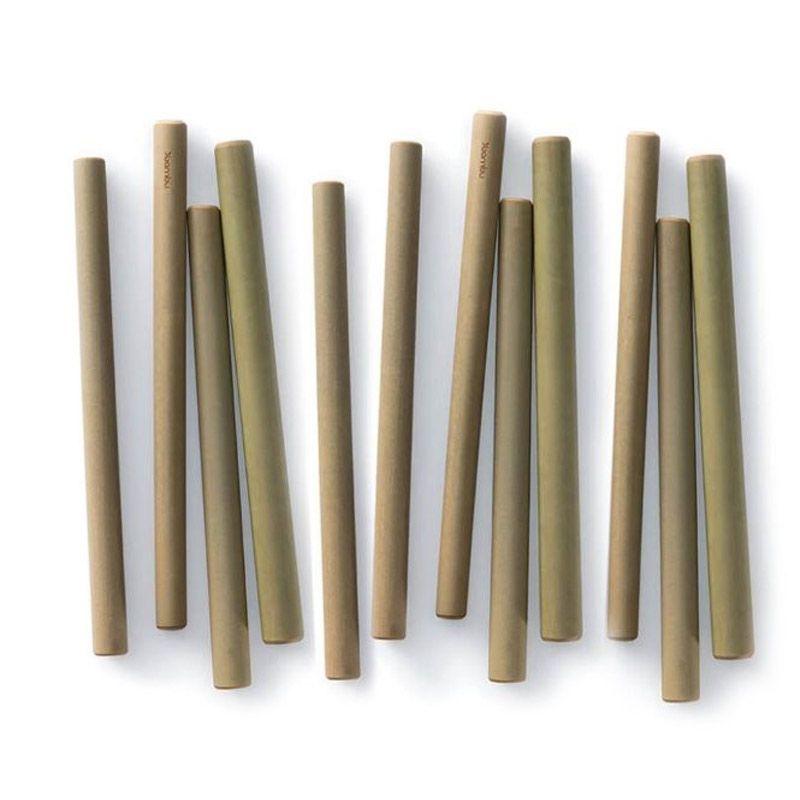 Pajita de Bambú