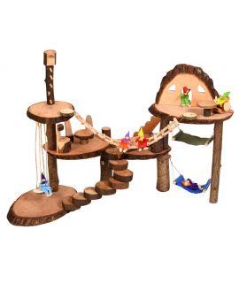 Casa del Árbol PlayGround