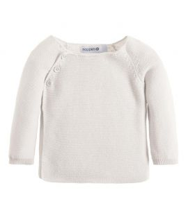 Jersey Knit White - Noppies