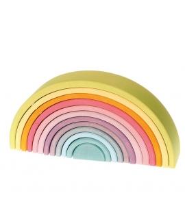 Arco Iris Pastel de 12 piezas