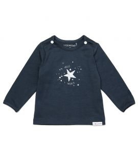 Camiseta Lux Slate - Noppies