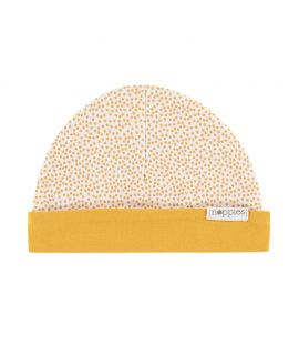 Gorro Reversible Babylon Yellow - Noppies