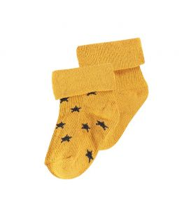 Pack de 2 pares de Calcetines Yellow - Noppies
