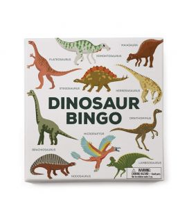 Juego de Mesa - Dinosaur Bingo