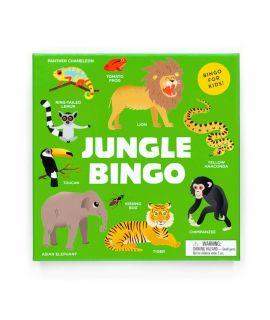 Juego de Mesa - Jungle Bingo
