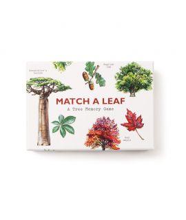 Juego de Cartas - Match a Leaf