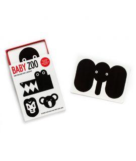 Juego de Cartas para Bebés - Baby Zoo