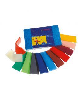 Cera para Modelar 12 colores Waldorf - Stockmar