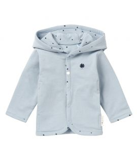Chaqueta Reversible Grey Blue - Noppies