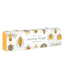 Stamp Bugs - Sellos de Insectos