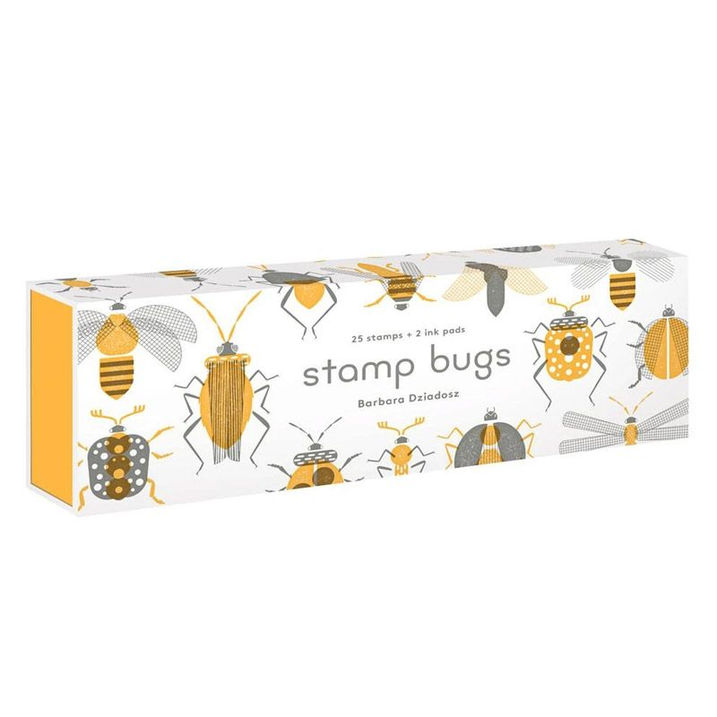 Stamp Bugs - Sellos de Insectos