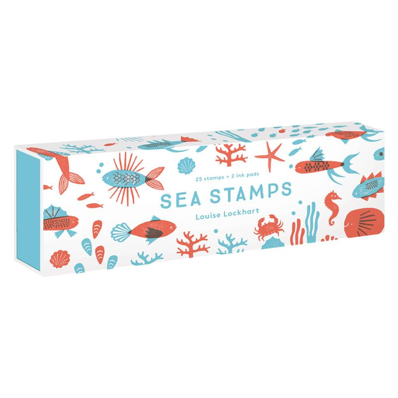 Sea Stamps - Sellos Marinos