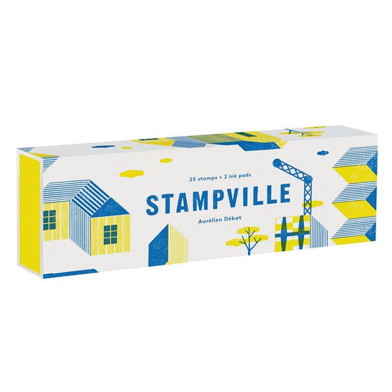StampVille - Sellos de Ciudades y Arquitectura