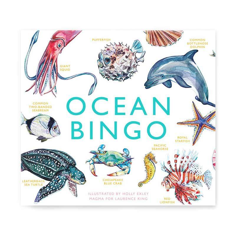 Juego de Mesa - Ocean Bingo