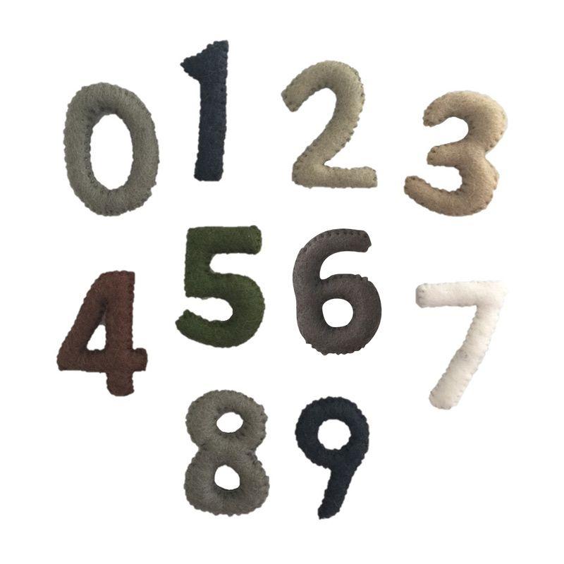 Números de Fieltro