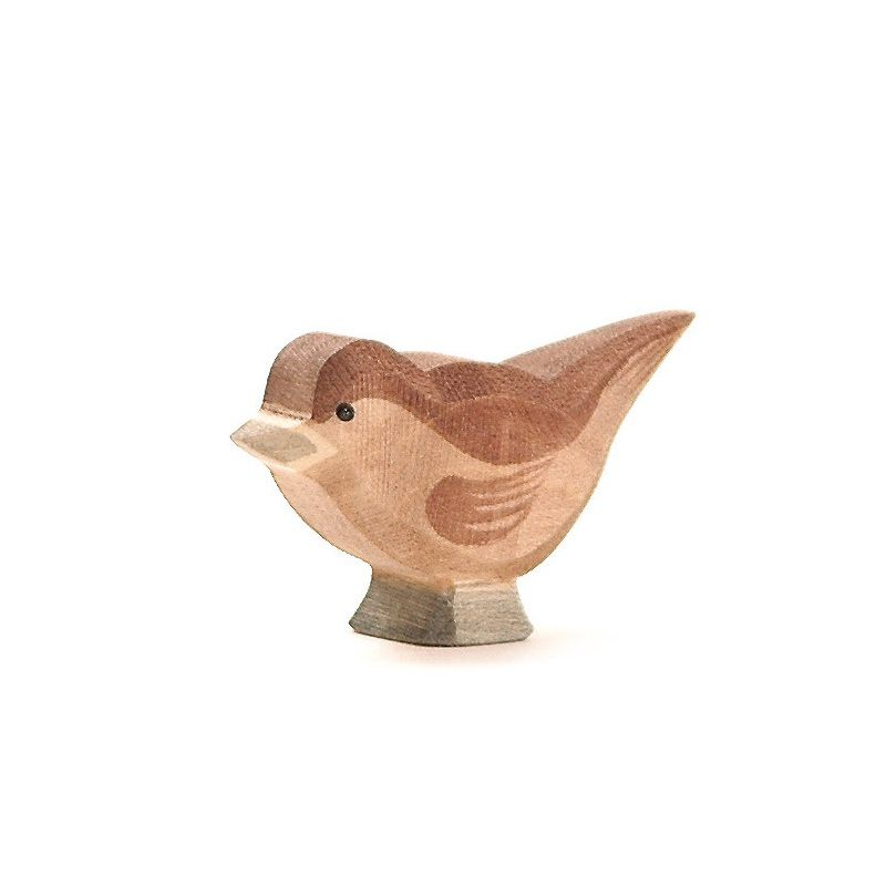 Pájaro Gorrión - Ostheimer
