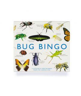 Juego de Mesa - Bug Bingo