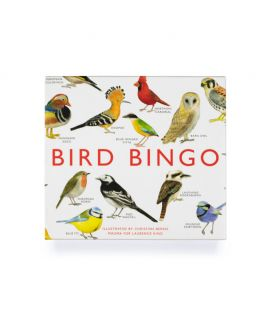 Juego de Mesa - Bird Bingo