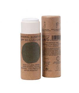 Protector Solar Facial en Barra 50spf 18 ml - NUURA