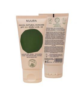 Protector Solar Facial 50spf 50 ml - NUURA