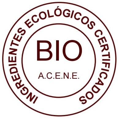 certificado cosmética bio acene