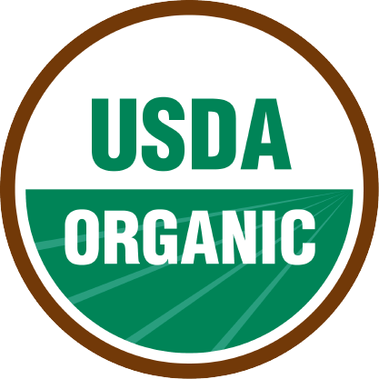 sello certificado usda organic