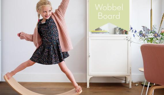 Wobbel Board - Aupa Organics